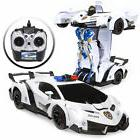 1/12 Scale RC Police Luxury Sport Remote Control Car Steerin