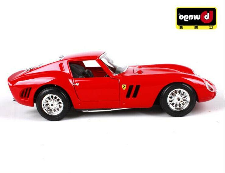 Bburago 250 GTO Diecast Car model for gifts