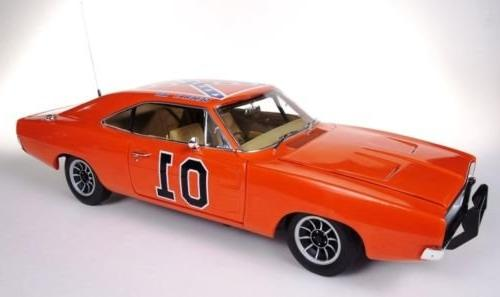 Duke of hazzard car