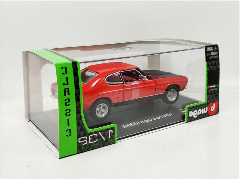 Bburago RS2600 1970 Diecast Car