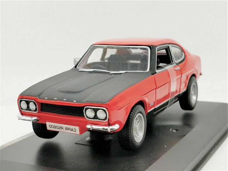 Bburago 1:32 Ford RS2600 Diecast Model Car