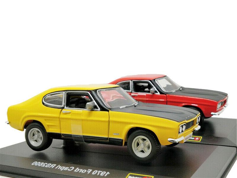 1 32 ford capri rs2600 1970 diecast