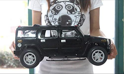 1:8 scale 9CH remote control rc suv Hummer off-road model car Large