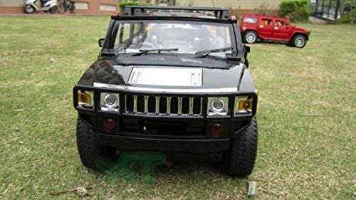 1:8 scale control Hummer car