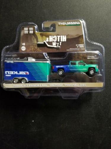 Greenlight Hitch Tow 11 2015 and