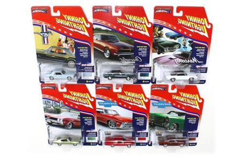 Auto 1:64 Lightning Cars Release Car Cars