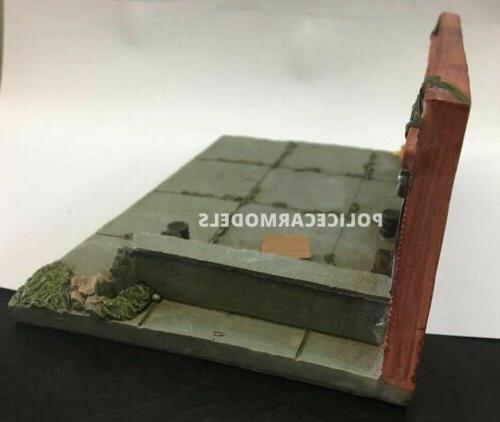 American Old Diorama For 38430