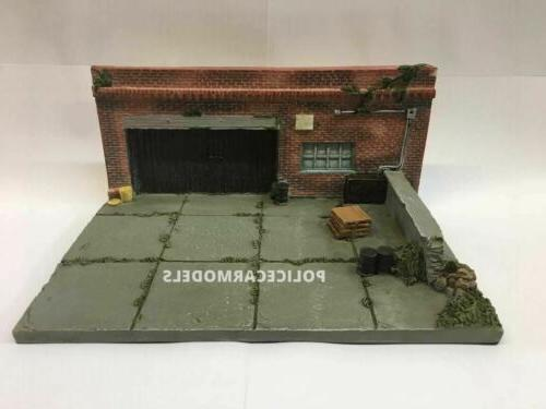 American 1/64 Old Diorama For Diecast