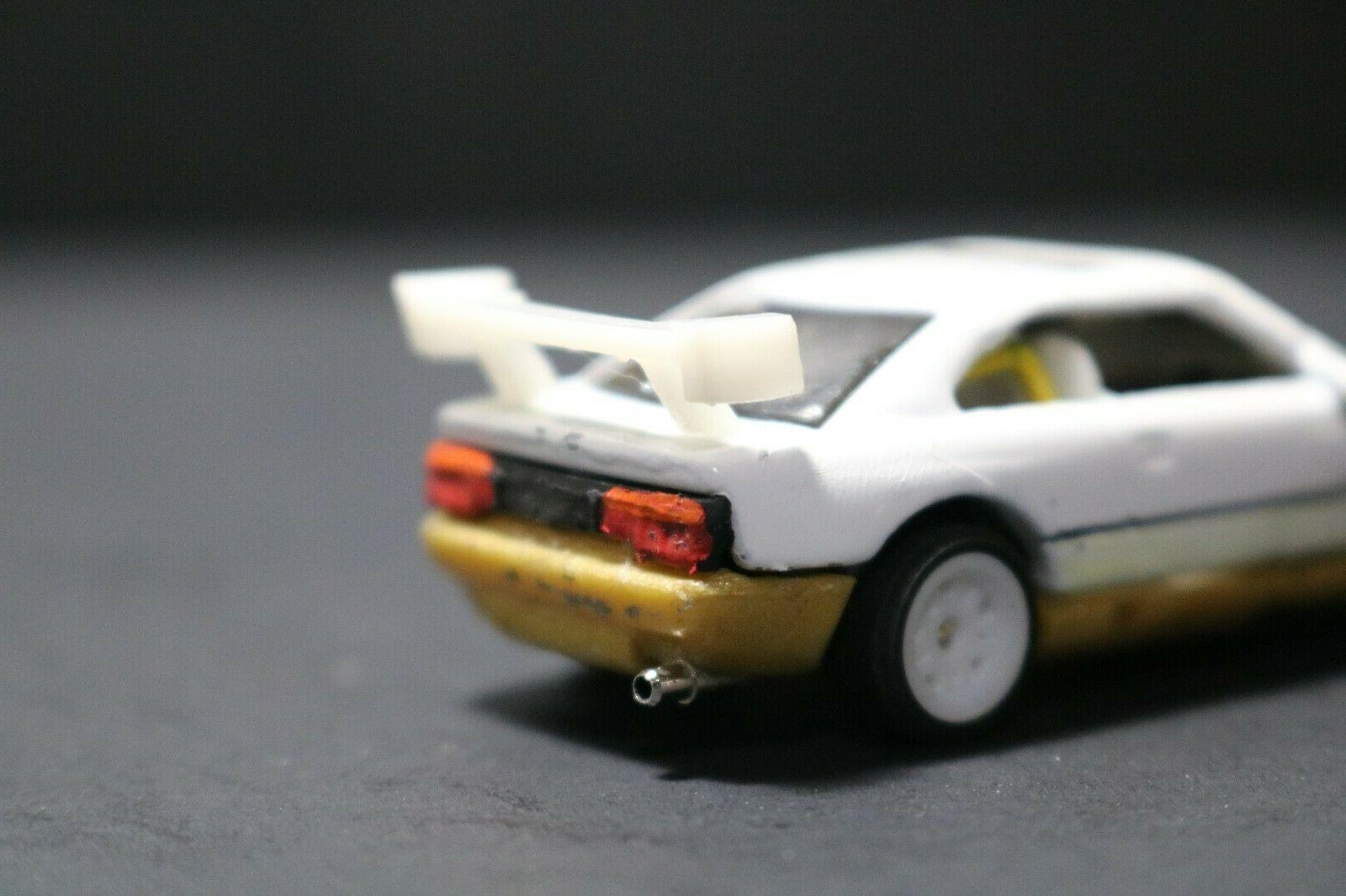 1 64 spoiler simple for diecast cars