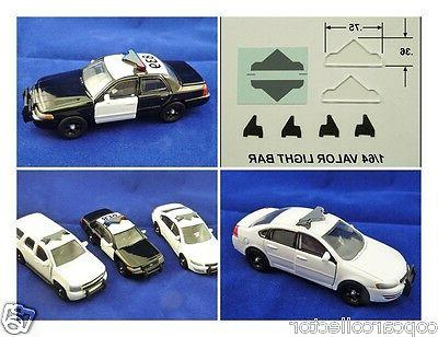 1/64 Valor Lightbar Model - 2 Pack JD6401 - Dress Your Cars