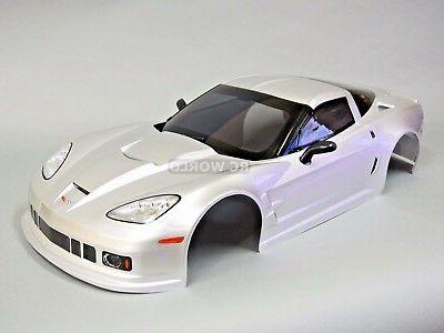 For Traxxas RC Car CHEVY -CLEAR-