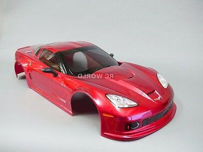 For 1/7 RC Shell CHEVY -CLEAR-