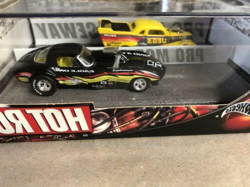 100% HOT PRO MODS ROD '37 CHEVY 2 CAR PACK A5