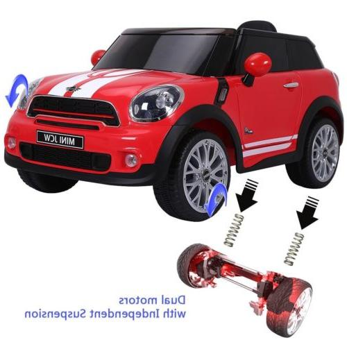 12 Remote Control Kids Ride Car for 37-96 Child Xmas Gifts
