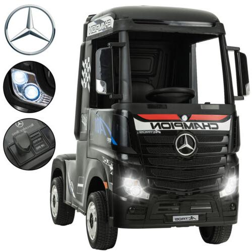 12V Electric on Cars for Mercedes-Benz Actros