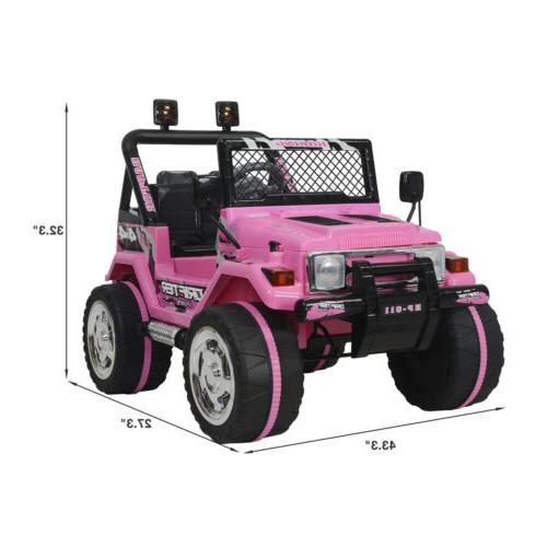 12V Jeep Car For Control
