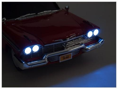1958 Plymouth 1/18