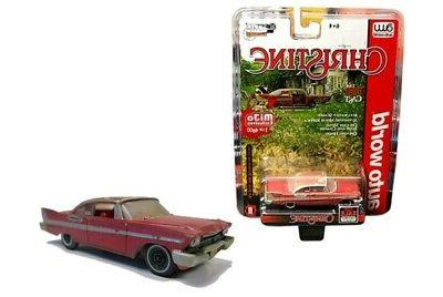 1958 plymouth fury christine dirty version exclusive