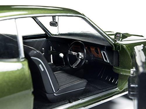 1968 GTO Green Class of 50th Limited to Worldwide 1/18 Model by