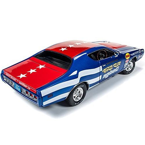 1971 Dodge Charger Bee The Rod Shop , World - Diecast Model