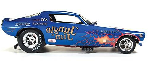 "1972 Chevy Jim"" Funny Car Edition 1/18 Diecast Model Car by"