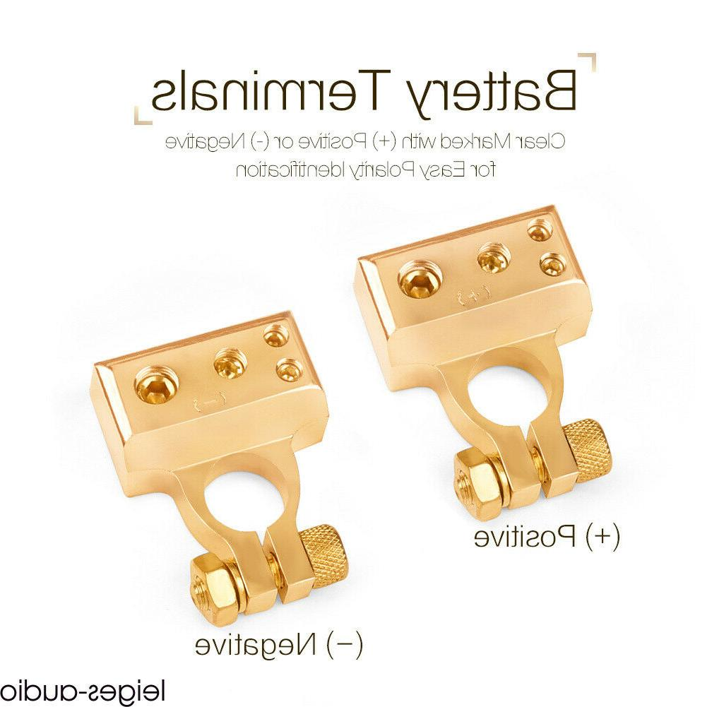 2 with cover Positive&Negative AWG for 2pc