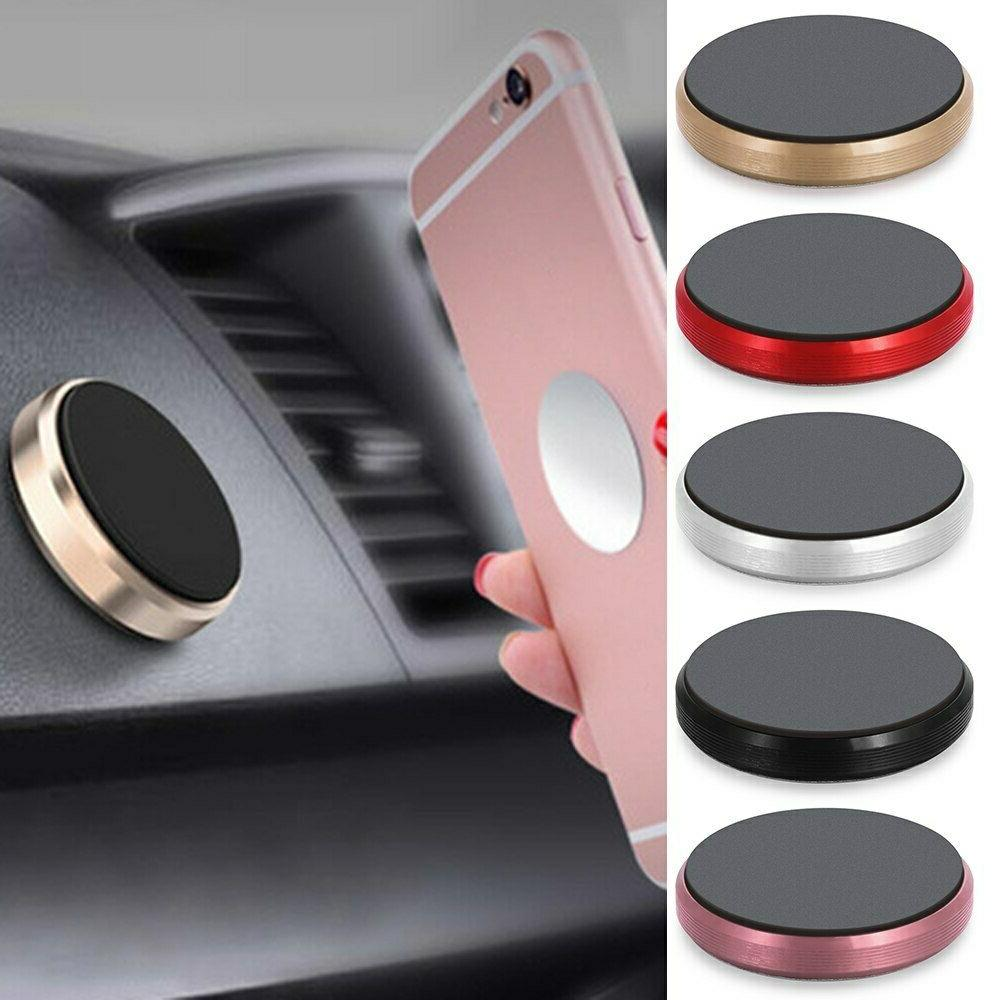 2-Pack Magnetic Mount Stand Phone Samsung iPhone