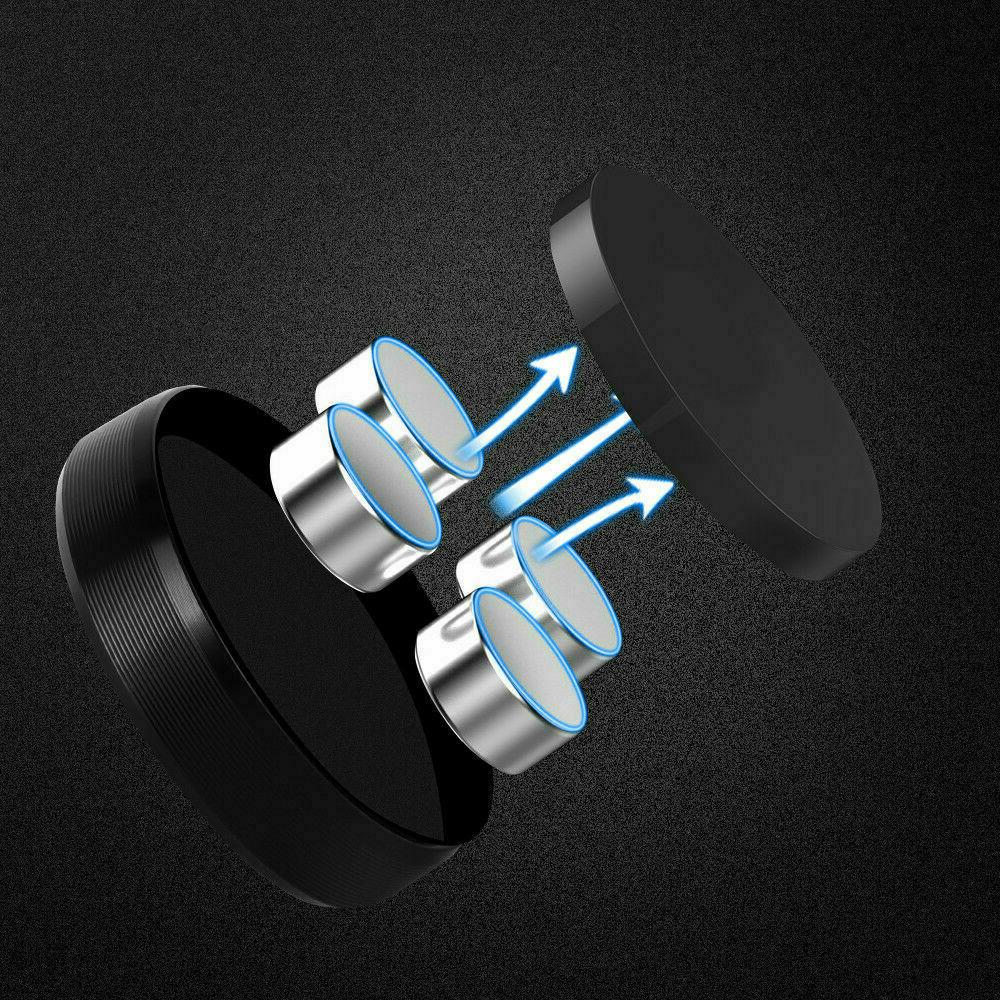 2-Pack Magnetic Mount Phone Samsung Galaxy