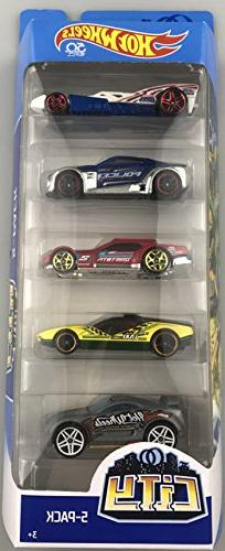 Hot Wheels 2018 50th Anniversary HW Horsepower 1:64 Scale 5-