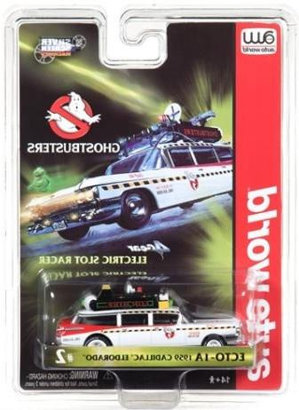 4gear ghostbusters ecto 1a 1959