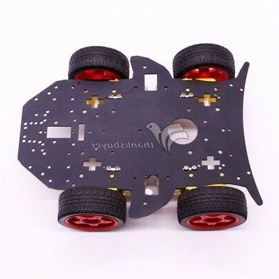 4WD Smart Chassis S3003 Metal Bearing for