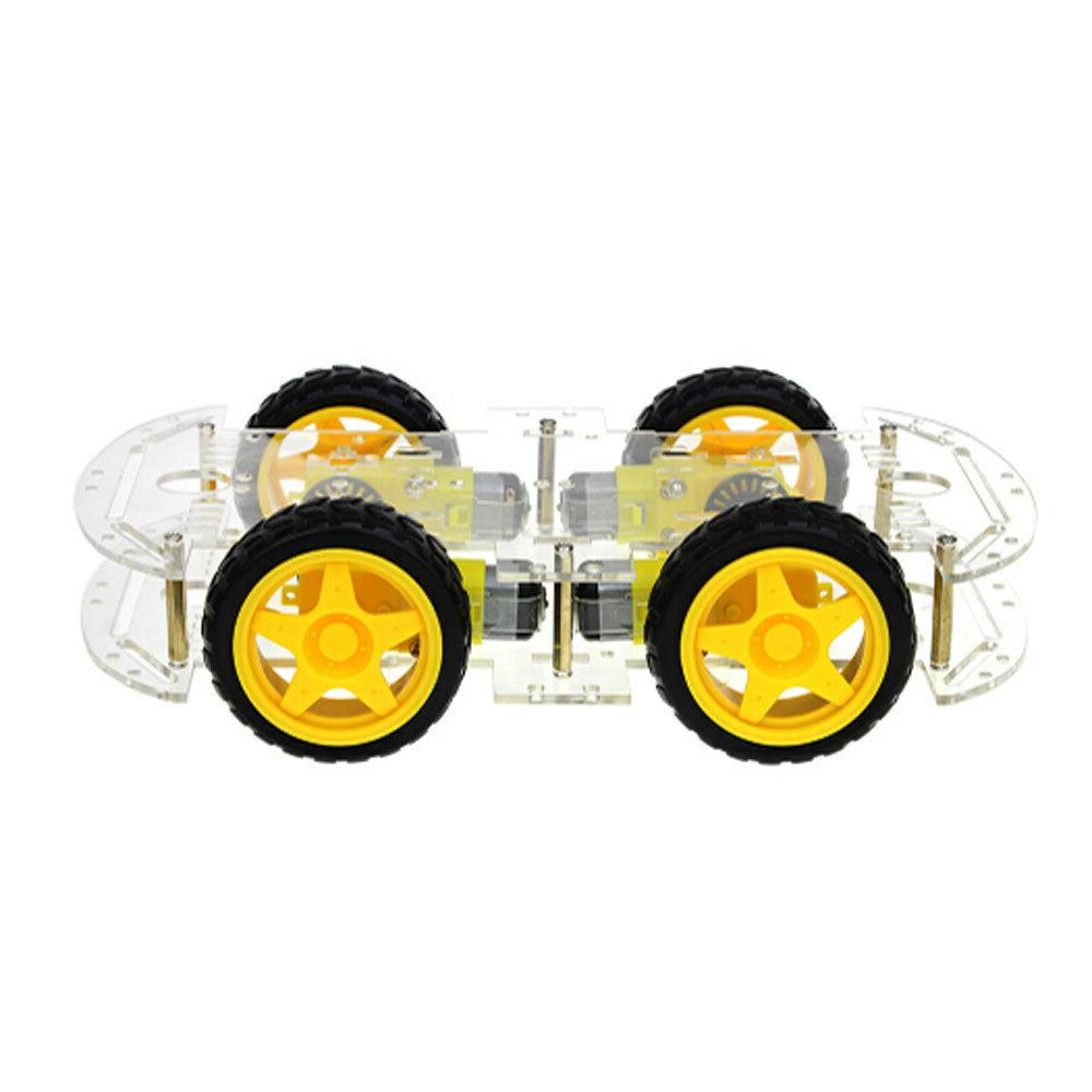 4WD Robot Chassis kit & 4 modules