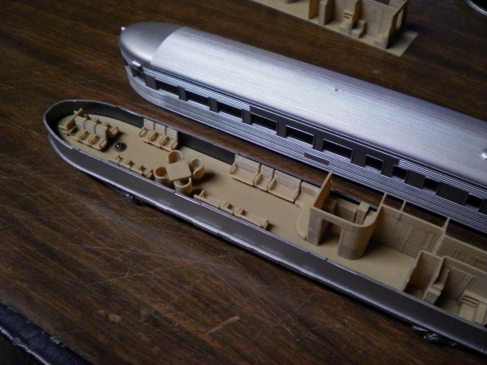 5 AND 100 FIGURES ATHEARN PASSENGER
