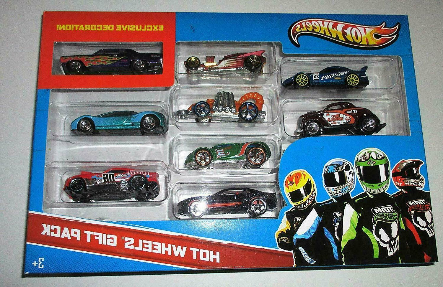 10 For Boys Kid Xmas Gift Car Collection