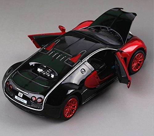 Bugatti Diecast light&sound packaging ,Toys for &