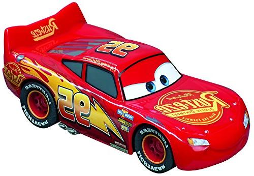 Carrera Disney 3 Position Slot Race Track 1: Scale Analog System,