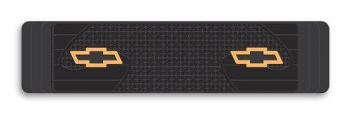 Chevy Bowtie Trim-To-Fit SUV Rear Runner Mat