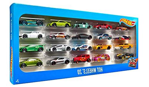 Hot Wheels 20 Gift