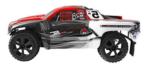 Redcat Blackout PRO 1/10 Scale Brushless with Red