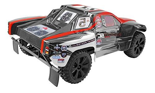 Redcat Blackout SC PRO 1/10 Scale Electric Course with Waterproof Red