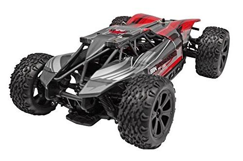 Pro Brushless Electric Buggy with Waterproof Electronics , Red