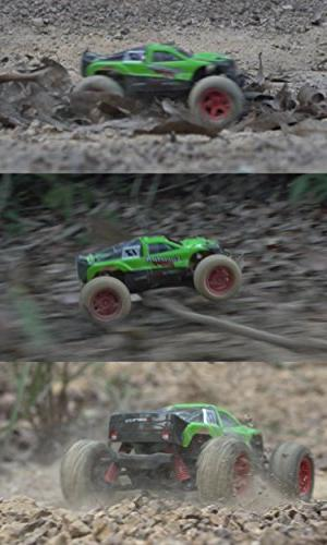 TOZO C1142 Sommon Swift 30Mph 4x4 Cars1: Scale RTR 4WD Remote Off Cross Vehicle Green