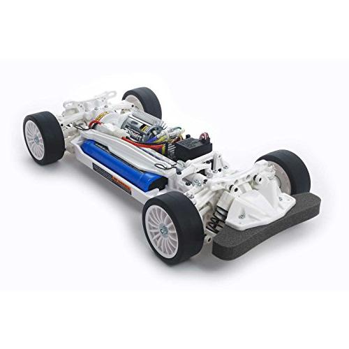 Tamiya 1/10 TT-02 Chassis White Special 4WD Kit