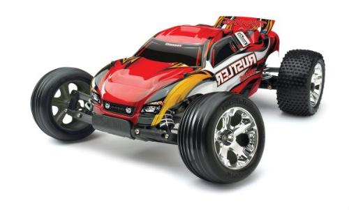 Traxxas RTR 1/10 Rustler with Water Proof XL-5 RTR and 7 Cel