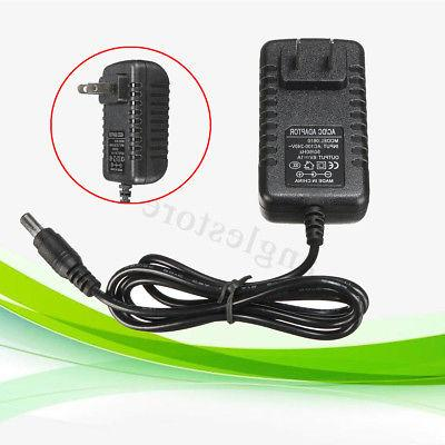 AC/DC Charger Adapter 6V1A For Kids Quad Ride On Cars Motorcycles