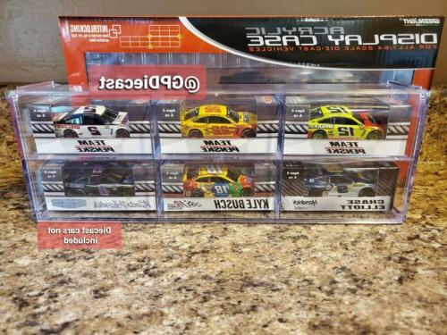 acrylic display case for 1 64 diecast