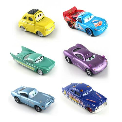 Cute McQueen Disney Cars Xmas