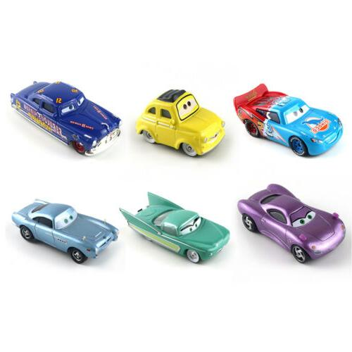 Cute Cars 1:55 Diecast Model Cars Xmas