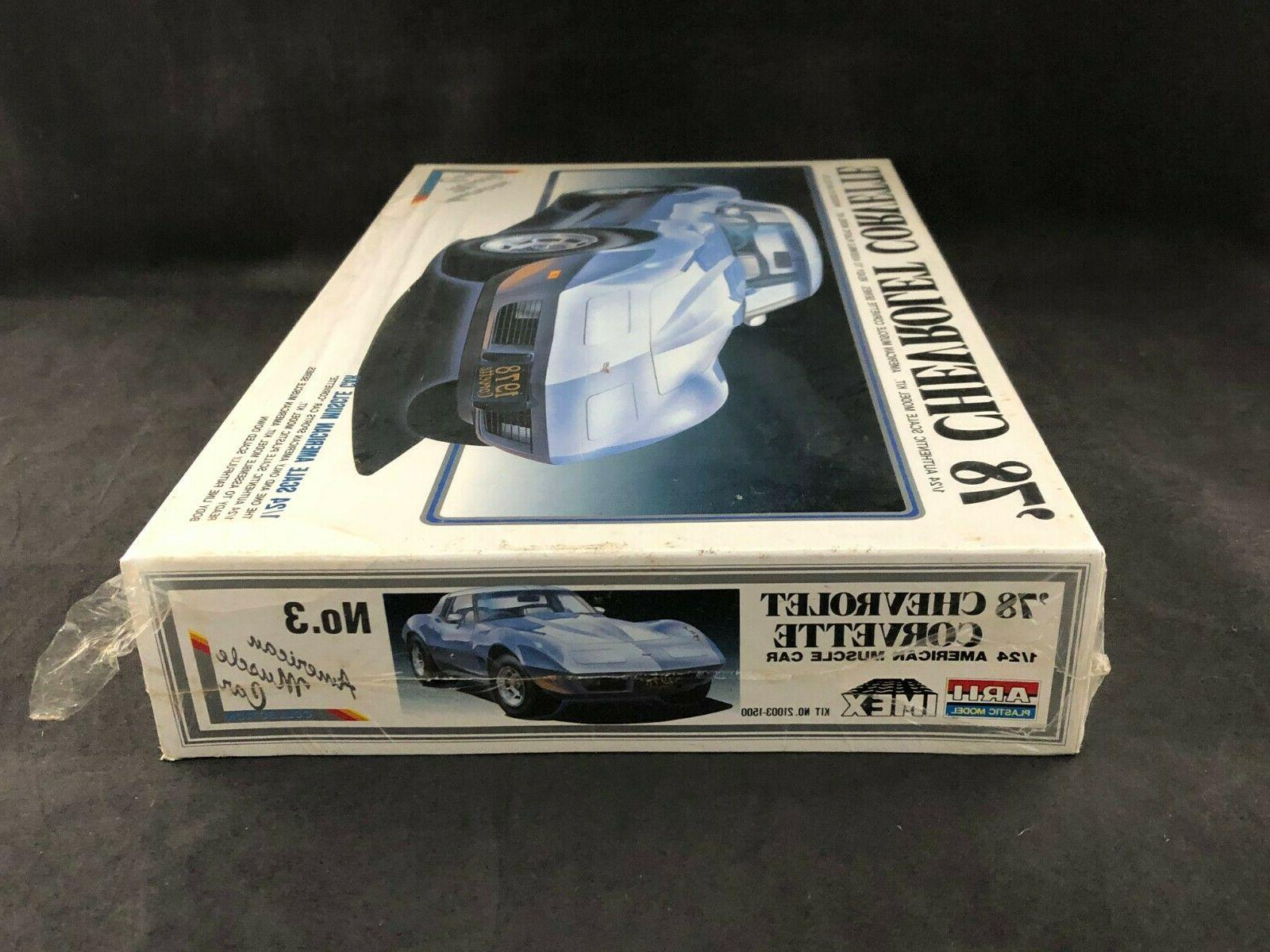Arii Muscle Collection 1:24 Kit