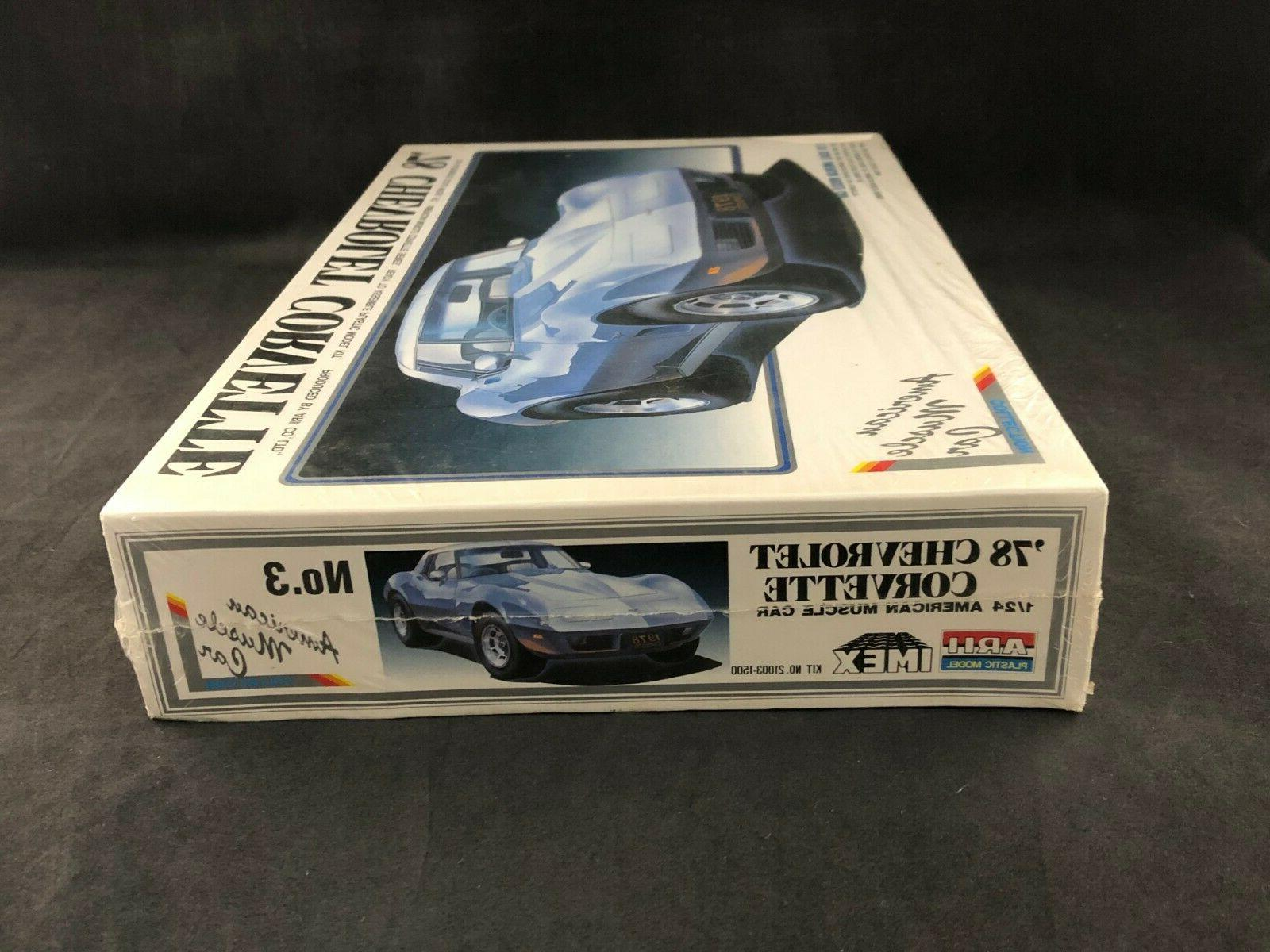 Arii Car Collection Chevrolet 1:24 Scale Model